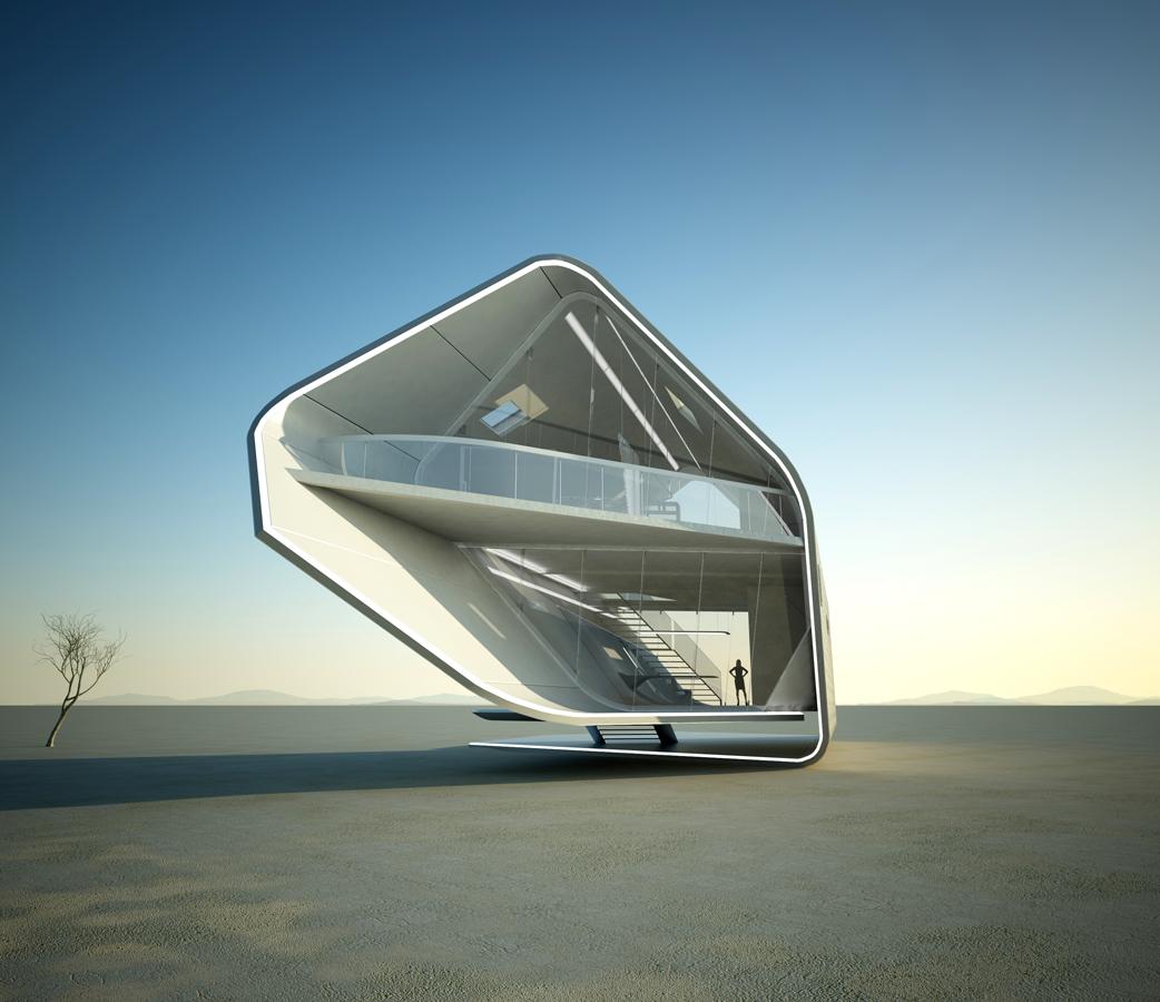 California roll patante de simplicit mon coin design for Architecture futuriste ecologique