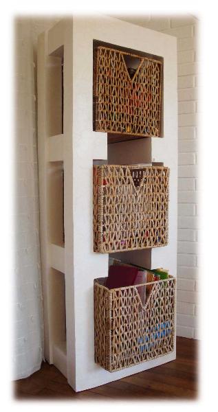 du mobilier en carton aux finitions poustouflantes mon. Black Bedroom Furniture Sets. Home Design Ideas