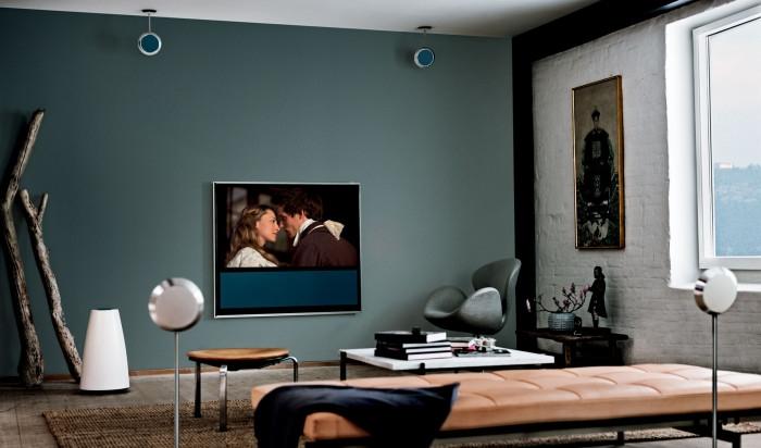 enceintes design beolab 14 par bang olufsenmon coin design. Black Bedroom Furniture Sets. Home Design Ideas