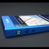 téléphone design de facebook
