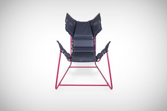 un fauteuil d 39 ext rieur design pour les baroudeurs mon coin designmon coin design. Black Bedroom Furniture Sets. Home Design Ideas