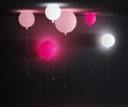 une lampe ballon l cher dans sa d co mon coin design. Black Bedroom Furniture Sets. Home Design Ideas