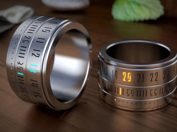 ring clock la montre du futur se porte au doigt page 4 de 4mon coin design. Black Bedroom Furniture Sets. Home Design Ideas
