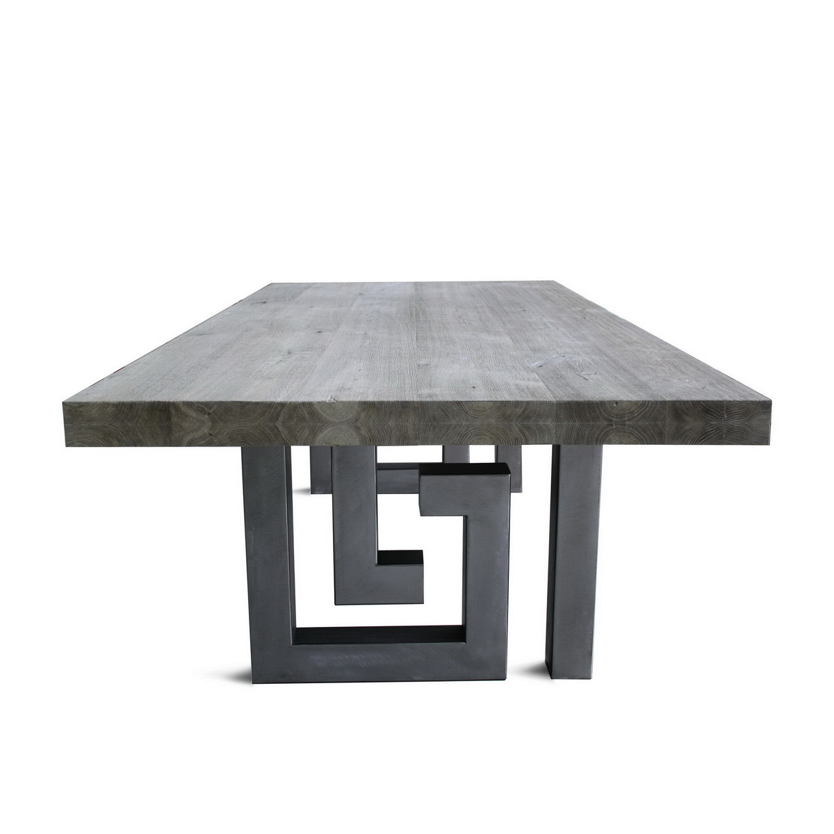 Table rabattable cuisine paris fabricant de meuble design - Table bois massif design ...