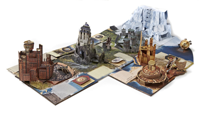 un livre anim game of thrones fait saliver les fans mon coin designmon coin design. Black Bedroom Furniture Sets. Home Design Ideas