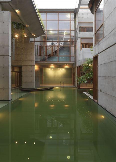 Sa residence la maison quip e d 39 un lagon mon coin - Residence avec piscine interieure ...