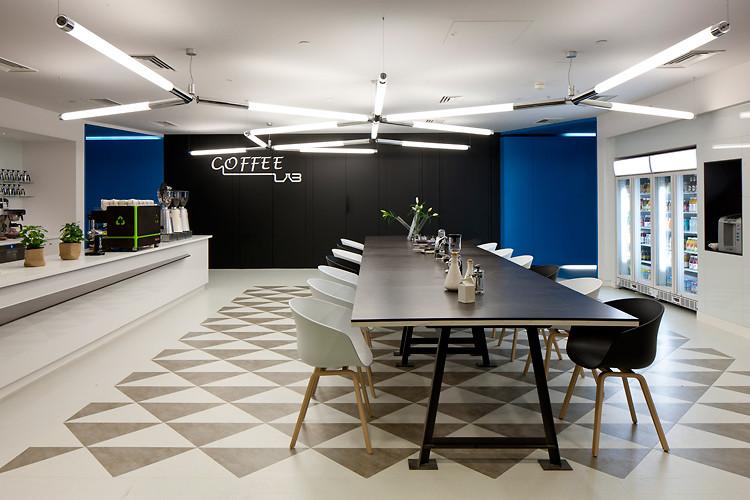 bureaux de google à Londres