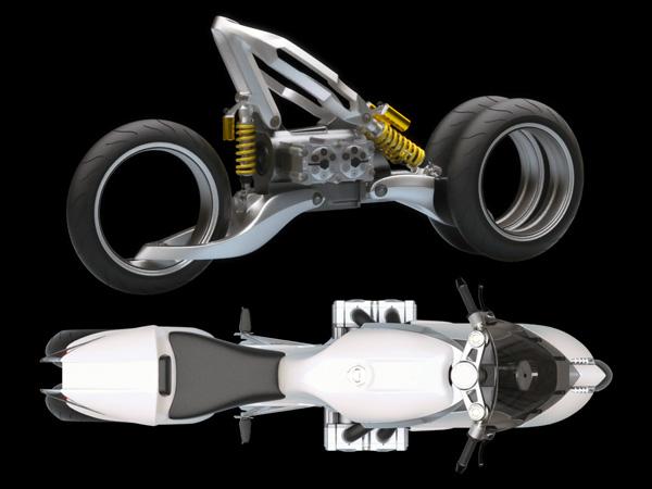 concept-bike high tech