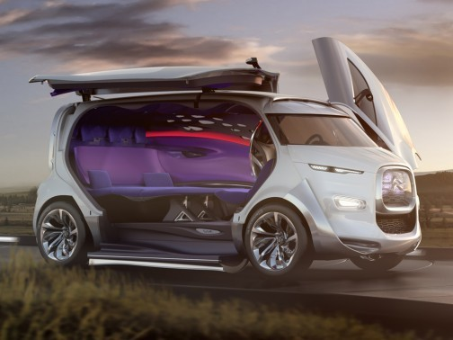 concept-car rétro