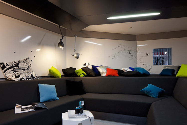 googleplex à Londres