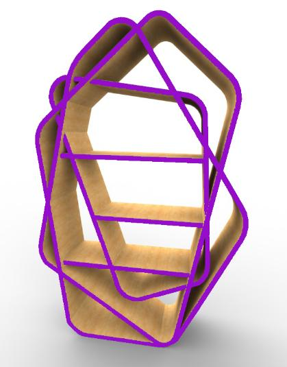 meuble design sur-mesure