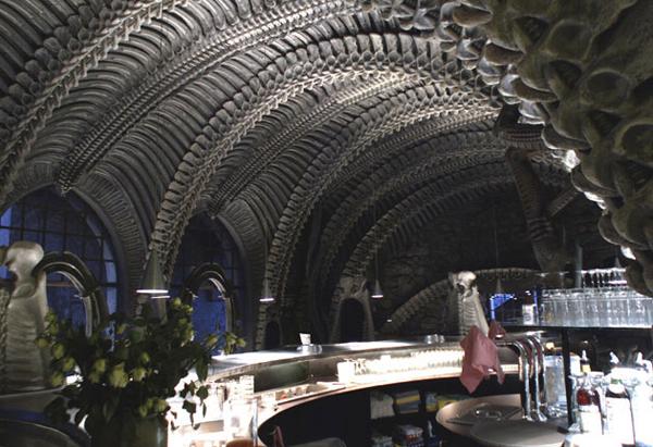 musée alien en suisse