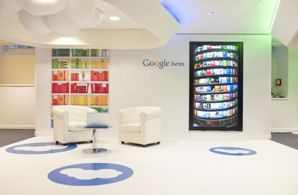 nouveau siège google paris