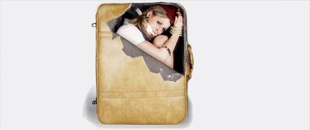 sticker pour valise original