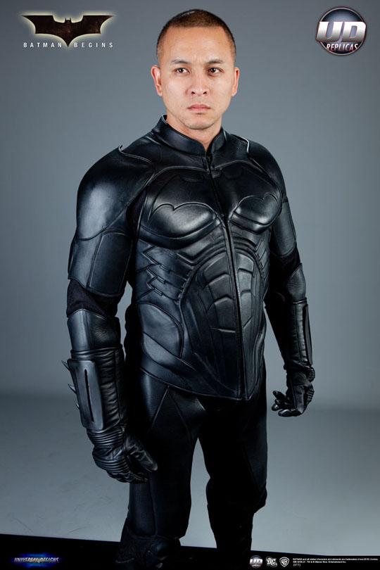 tenue de moto batman
