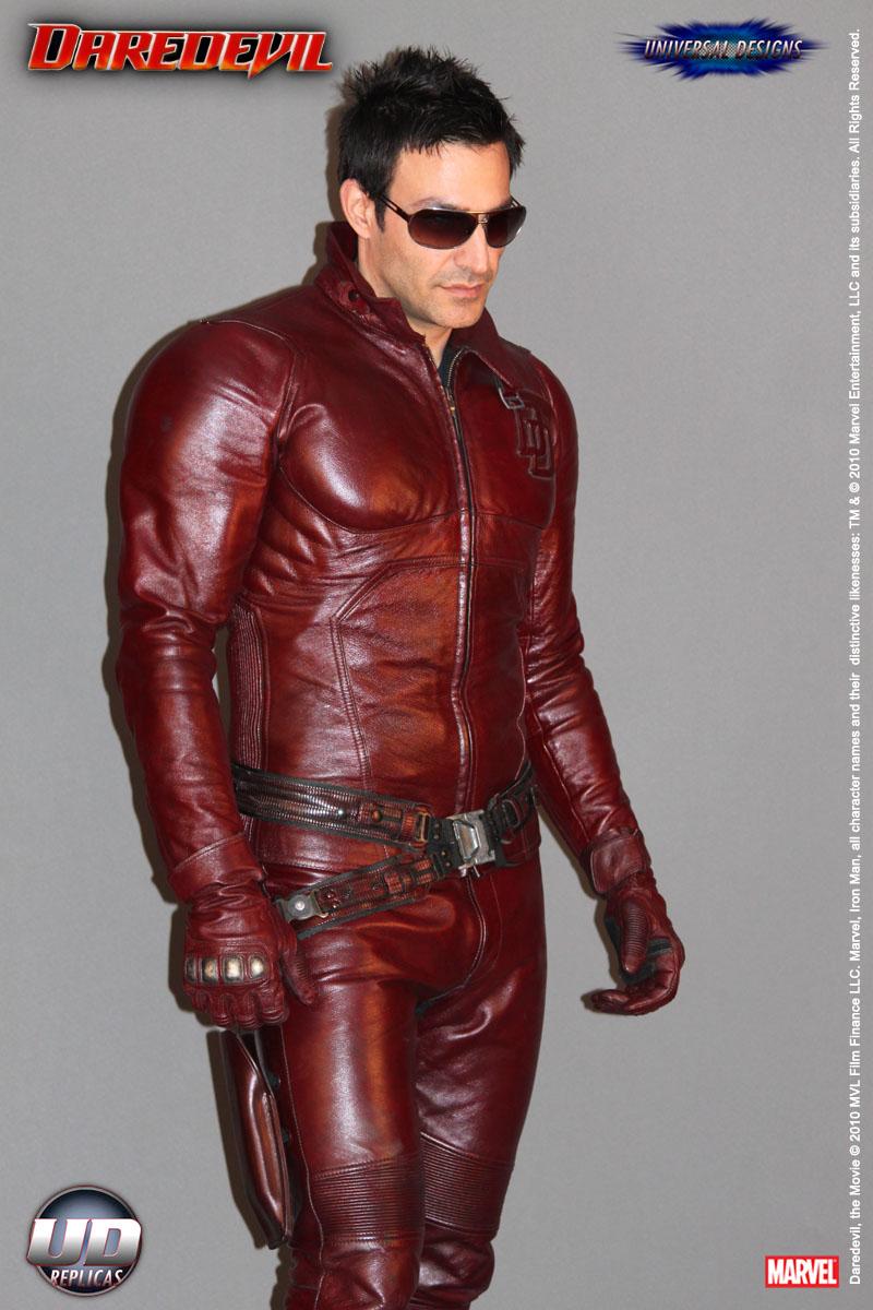 tenue de moto daredevil