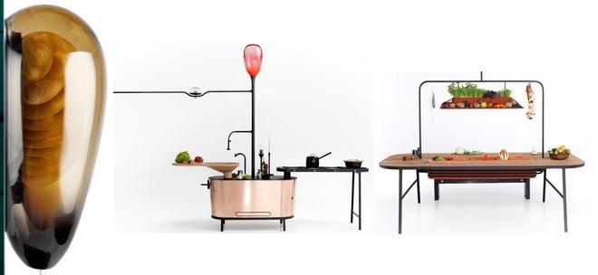 la cuisine cologique du futur par philips mon coin design. Black Bedroom Furniture Sets. Home Design Ideas