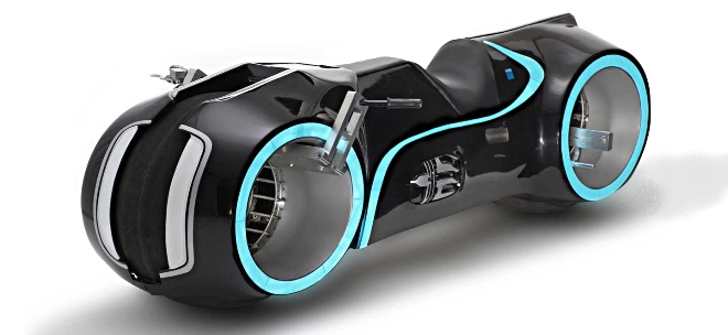 xenon la moto inspir e de tron legacy mon coin design. Black Bedroom Furniture Sets. Home Design Ideas