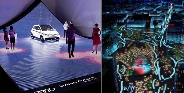 urban future, trottoir numérique