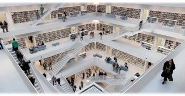 bibliothèque de Stuttgart
