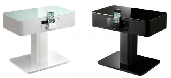 jvc imagine une table de nuit high tech mon coin design. Black Bedroom Furniture Sets. Home Design Ideas