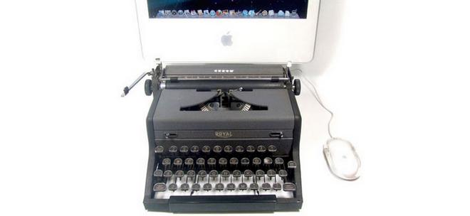usb-typewriter-computer-keyboard
