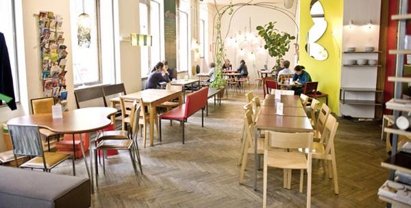 Café Das Möbel en Autriche