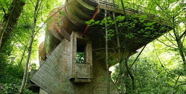 maison écologique à Portland Oregon