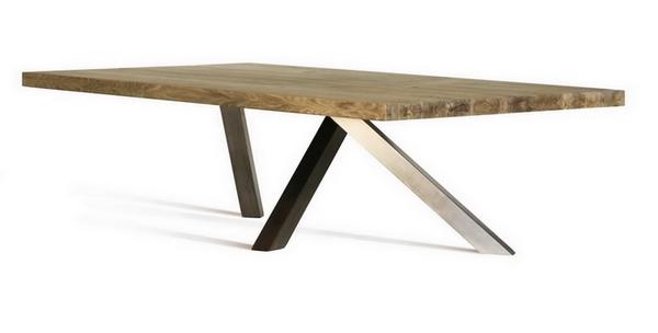 table par David Jushpe de la collection Délires Personnels