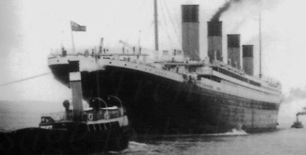 un Titanic 2 pour 2016 imaginé par Clive Palmer