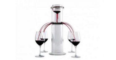 distributeur à vin design