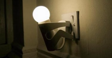 lampe design humoristique