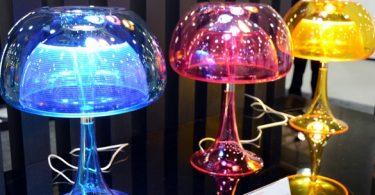 lampe à led de la collection aurelia light