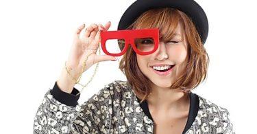 lunettes de geek appareil photo numérique