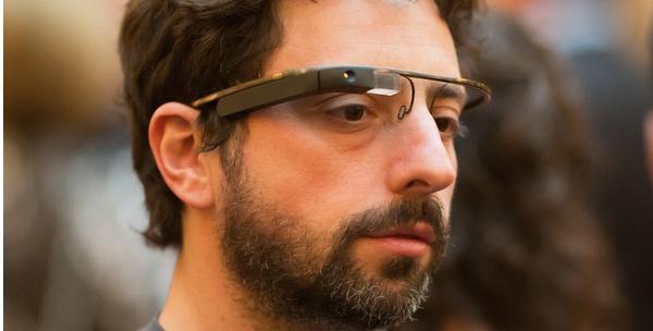 lunettes Google à realité augmentee