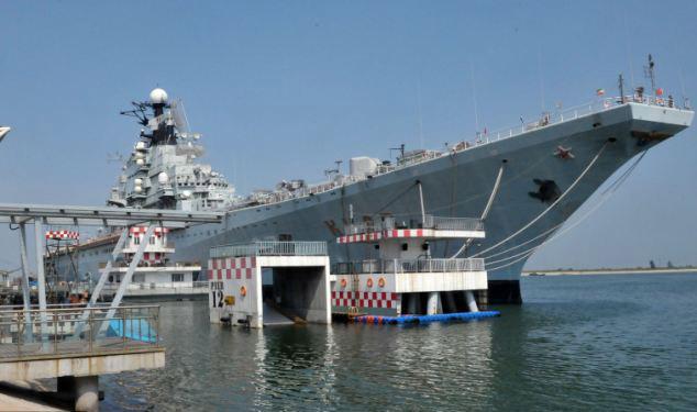 porte-avions russe kiev transformé en hotel
