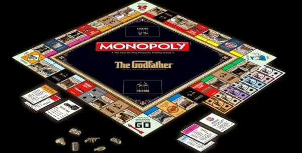 La saga mafieuse fête ses 40ans avec une version Monopoly Le Parrain