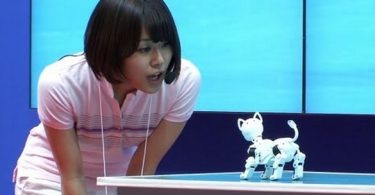 le chien-robot i-sodog