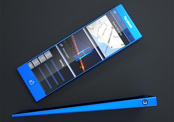 facebook phone prévu 2013