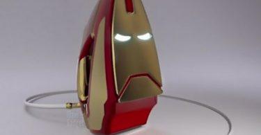 fer à repasser design iron man