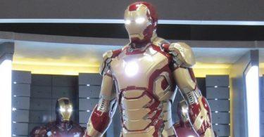 armure iron man 3 inédite