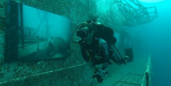 expo underwater exhibition key west