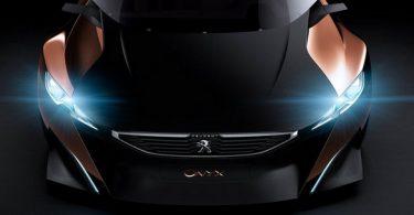 Onyx l'hybride sportive de peugeot