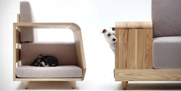 the dog house sofa par seungji mun