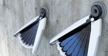 lampe solaire light bird par Jang Eun Hyuk