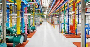 google photographié par Connie Zhou