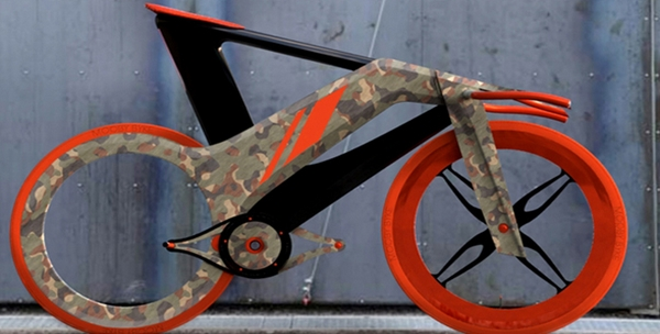 Mooby Bike par Madella Simone