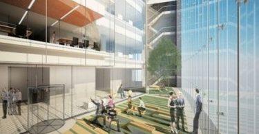 building de Pittsburgh par le designer hao ko