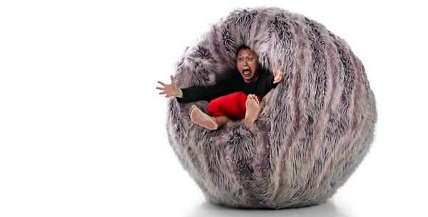 fauteuil insolite de jason goh