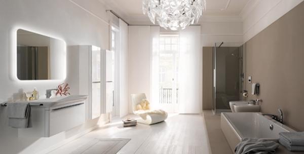 Une salle de bain design sinon rien mon coin design for Laufen salle de bain